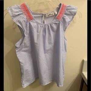 Girls Vineyard Vines shirt size large 14